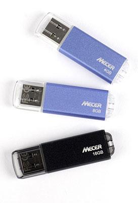 Mecer Memory Sticks