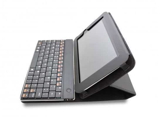 7″ Tablet Carry Case with Bluetooth Keyboard