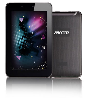 Mecer 7″ Android Tablet – S71-0G