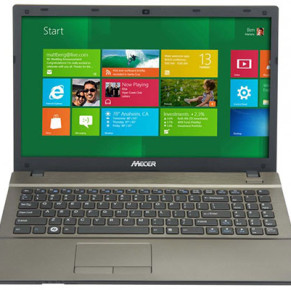 Mecer Xpression Notebook – W550EU+