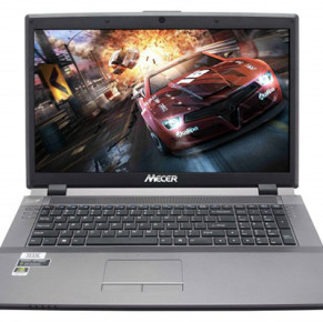 Mecer Xpression Gaming Notebook – W370ST