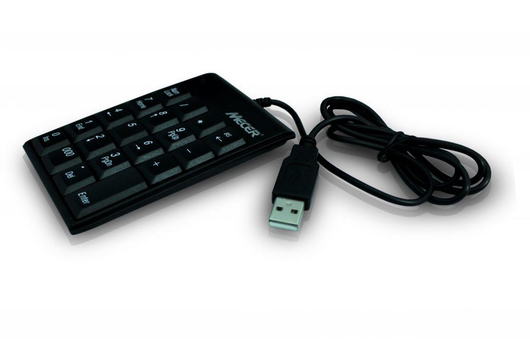 Mecer USB Numeric Keypad