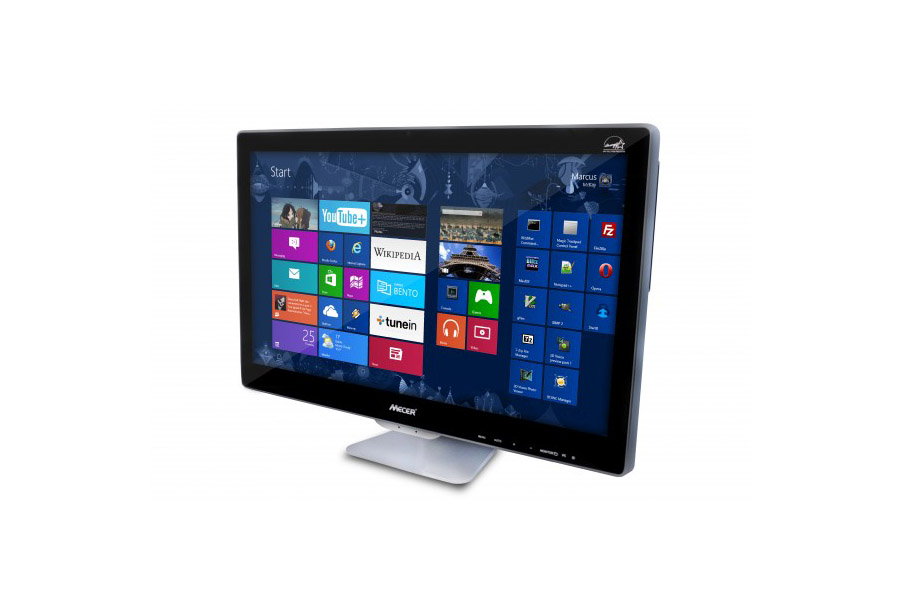 Mecer Xhibitor H2459 Micro ATX All-in-One