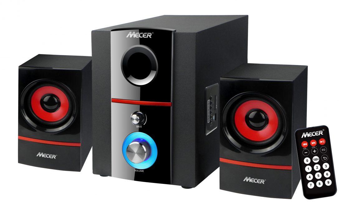 Mecer 2.1 Channel Amplified Speaker – HY-300