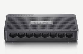 Mecer 8 Port 10/100TX Ethernet Switch Hub