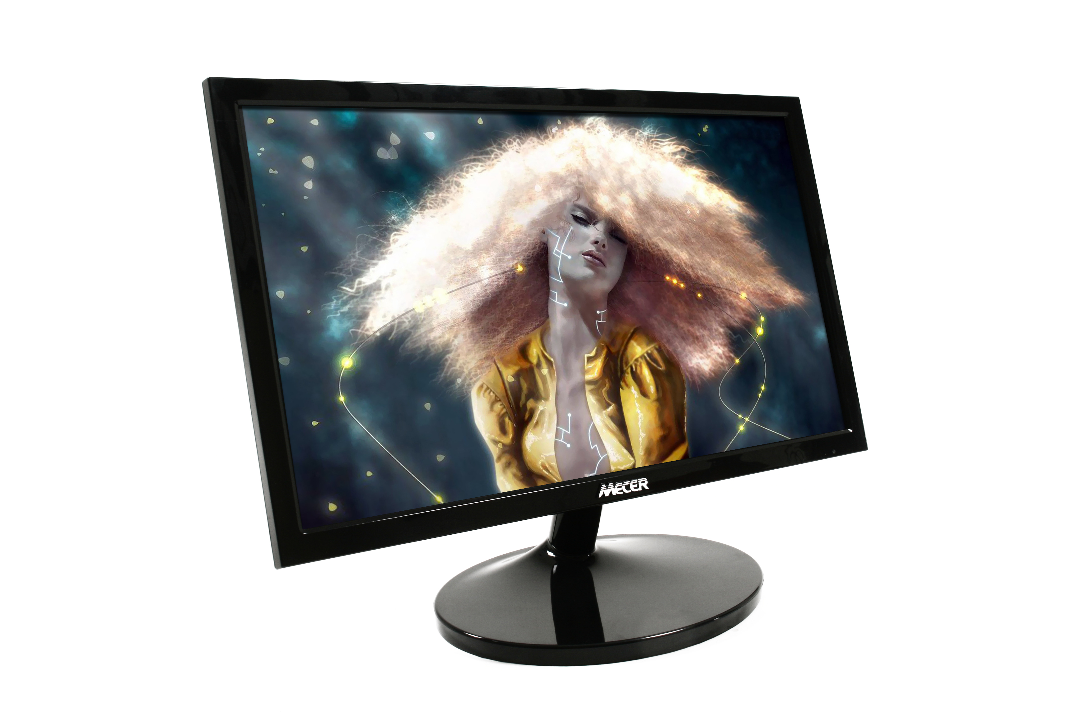 Mecer 18.5″ 16 x 9 TFT LED Wide Monitor