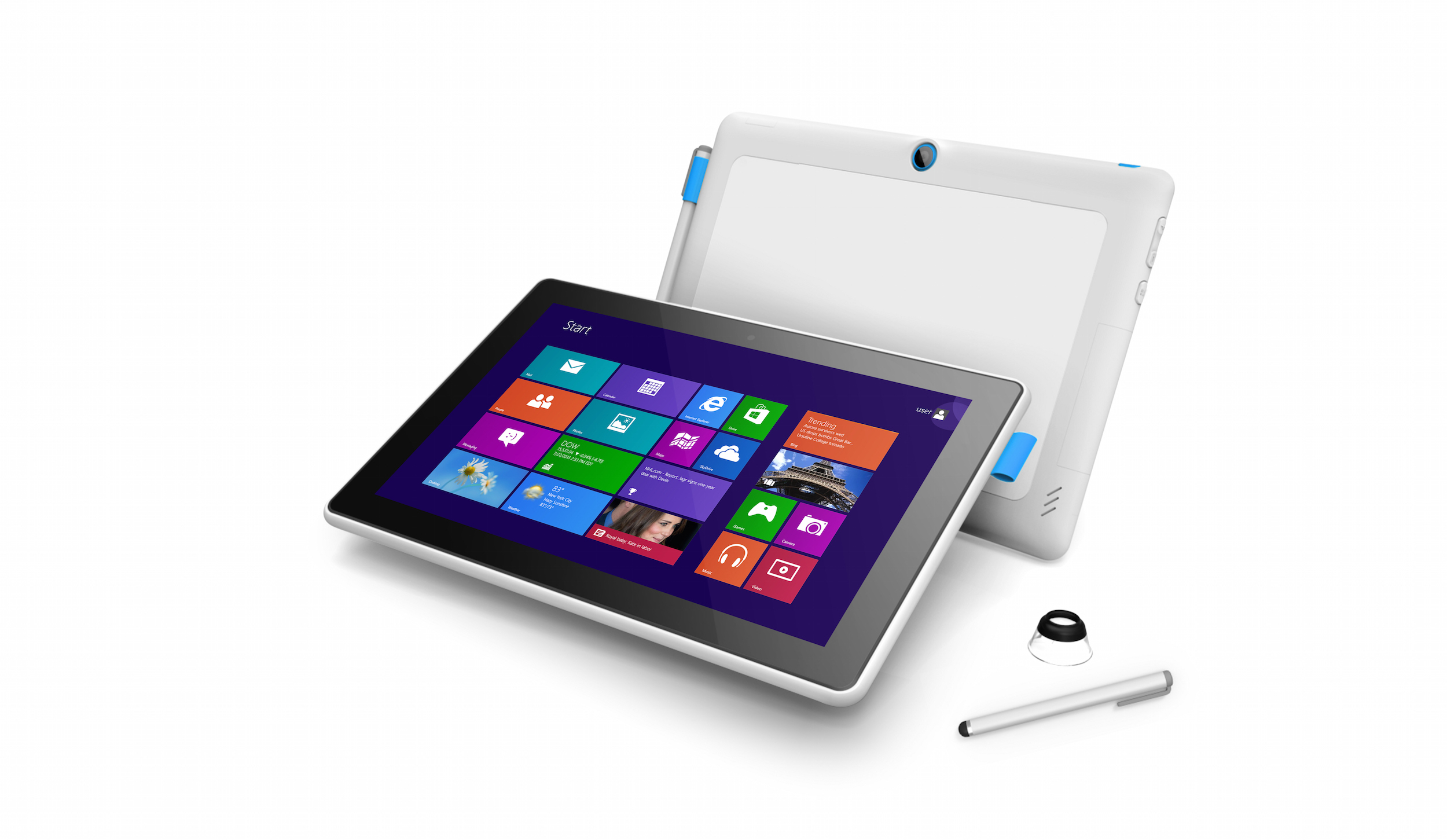 Mecer Xpress Executive Series Classmate WEI11012-WIFI Windows Tablet