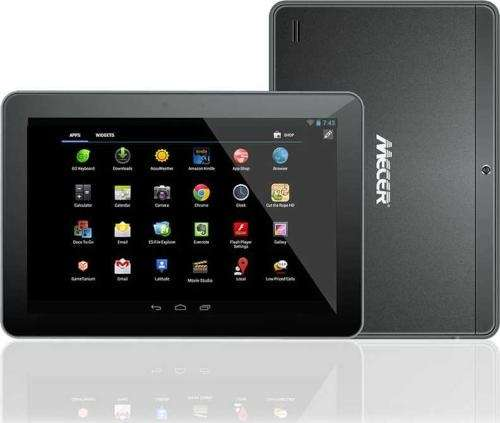 Mecer Xpress Smartlife 10.1″ 101P51D  Android Tablet